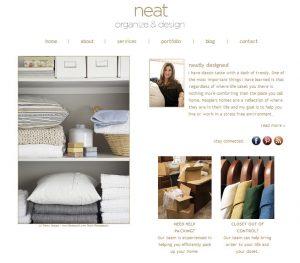 St. Augustine website design Avid Design Group