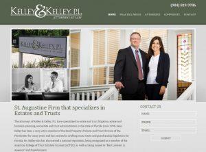 st. augustine website design, website design st. augustine, leagle firm website designers, law firm marketing, websites for lawyers
