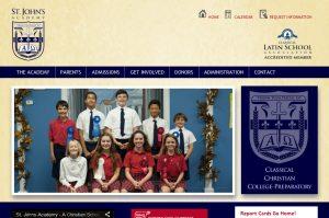 Avid Design Group, St. Augustine website design, website design st. augustine, st. johns academy, website design, affordable website design st. augustine, website designers