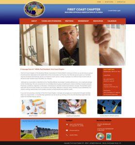 avid design group, st. augustine website design, building officals of florida first coast chapter, affordable website design, website design, website designers, professional website design