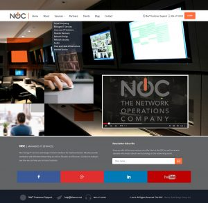 Avid Design Group, The NOC, the network operations company st. augustine, st. augustine webiste design, website design st. augustine, affordable website design, website designers