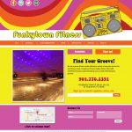 funkytown fitness, avid design group, website design st. augustine, st. augustine website design